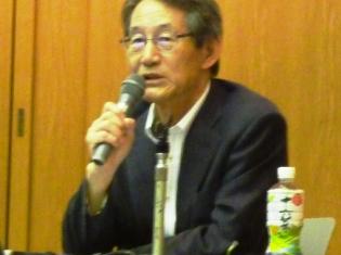 防衛大学の立山良司名誉教授