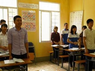 ベトナム・ハノイ郊外にある外国人技能実習生訓練センター