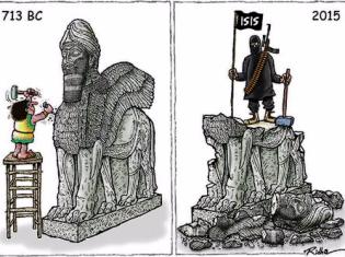 IS風刺画コンテストの作品(CNNから)