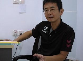 ミャンマーで自動車整備会社を立ち上げ中の水谷滋氏
