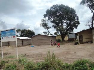 マハマ・ブルンジ難民キャンプ(2015年8月撮影)