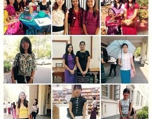 0224川合さん、ミャンマー女子大生の美容法