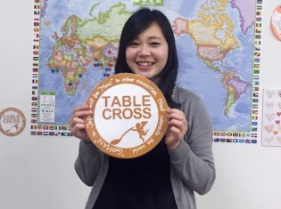 テーブルクロス代表取締役の城宝薫さん