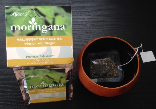 モリンガのお茶。定番のモリンガ製品