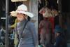 カンボジアの女性。どんなことを考えているのだろう