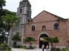 ネグロス島南部・バコン町にある、カトリックのサンアグスティン教会。フィリピンの国民の83%がカトリック教徒