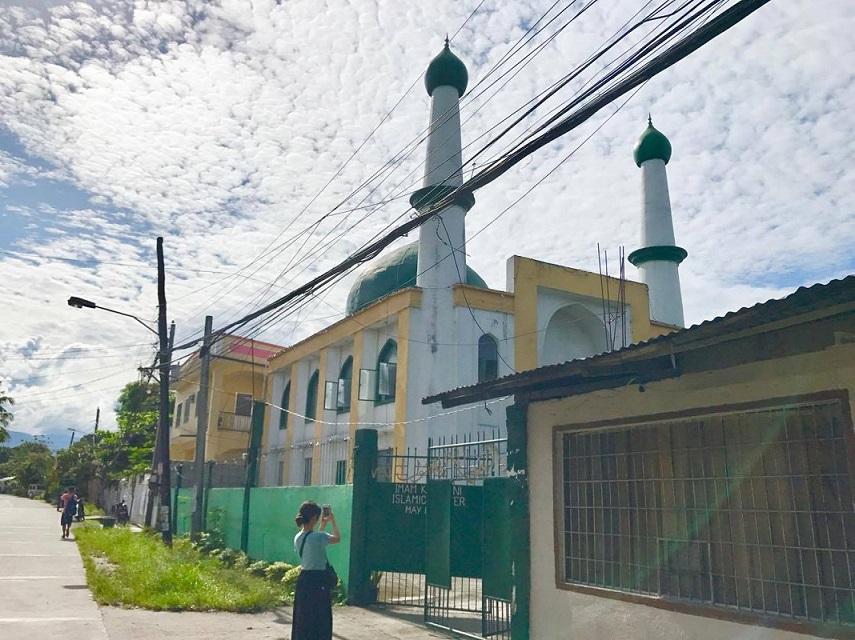 フィリピン・ネグロス島ドゥマゲティ最大のフィリピン・ネグロス島ドゥマゲティにあるモスク「イマム・ホメイニ・イスラミック・センター」