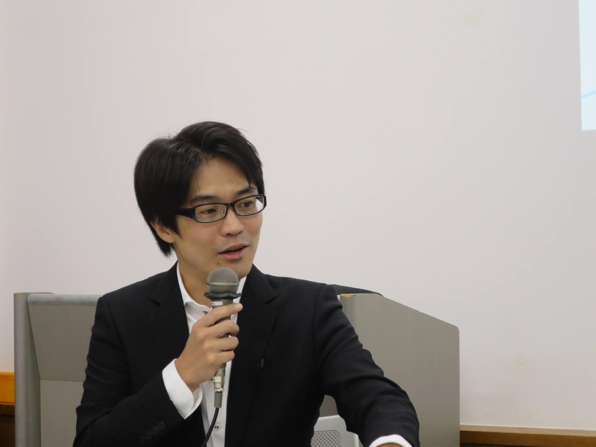 シャプラニールの菅原伸忠ダッカ事務所長
