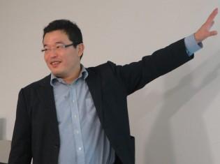 SDGs市民社会ネットワークの稲場雅紀専務理事