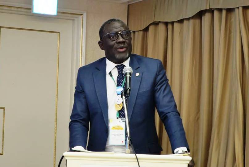 国際家族計画連盟(IPPF)のルシアン・クアク・アフリカ地域事務局長