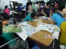日本を代表するNGO「難民を助ける会」(AAR)がミャンマー・ヤンゴン市内で運営する「障がい者のための職業訓練校」