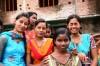 インドの女の子達