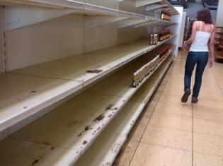 カラカスのスーパー