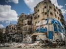 空爆を受けたシリア・アレッポの病院。2016年に撮影(写真提供:国境なき医師団)