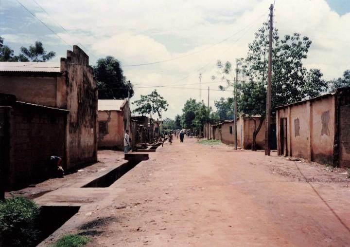 マリの村の風景(提供:ウスビ・サコ学長)